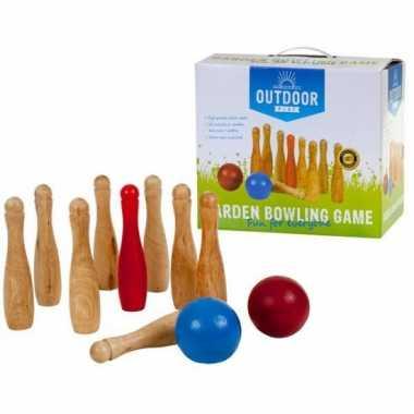 Buitenspeelgoed bowlen