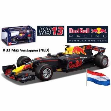 Formule 1 speelgoed wagen max verstappen 1:32