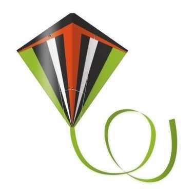 Gekleurd speelgoed vliegertje pijl
