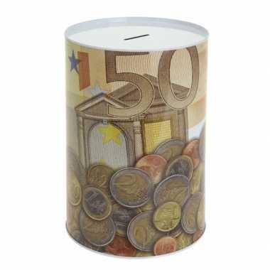 Kinderspeelgoed spaarpot 50 euro