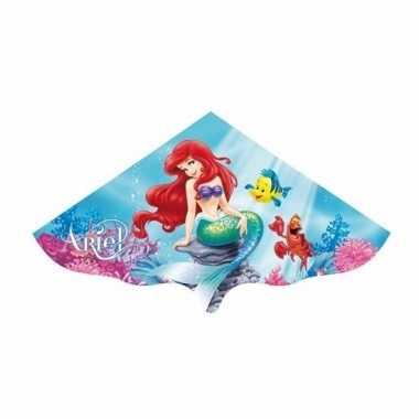Kleine zeemeermin ariel speelgoed vlieger