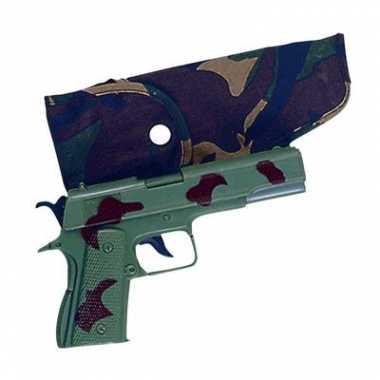 Leger speelgoed pistool