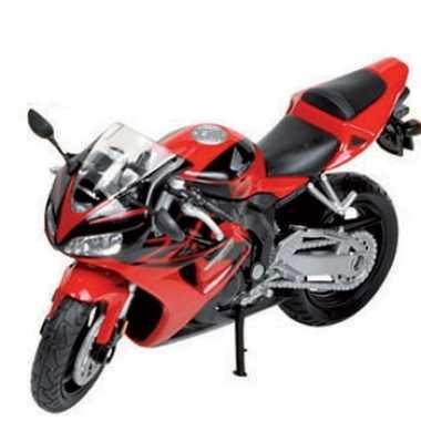 Model speelgoed motor honda cbr 1:18