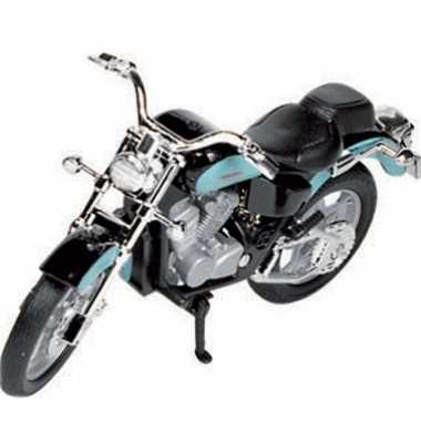 Model speelgoed motor honda shadow 1:18