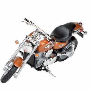 Model speelgoed motor kawasaki vulcan 1 18