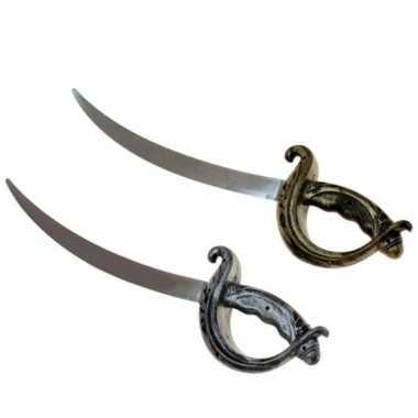 Piraten speelgoed zwaardje van 52 cm