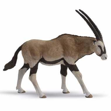 Plastic speelgoed figuur antilope 15 cm
