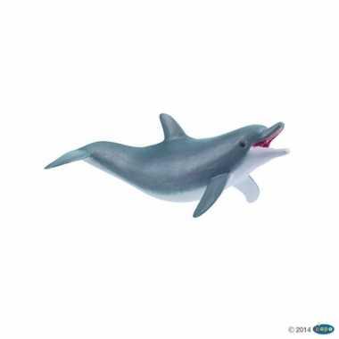 Plastic speelgoed figuur dolfijn 11 cm