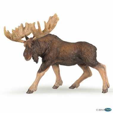 Plastic speelgoed figuur eland 14 cm