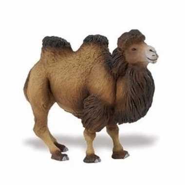 Plastic speelgoed figuur kameel 11 cm