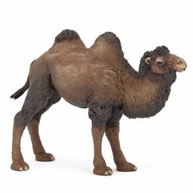 Plastic speelgoed figuur kameel 12 cm