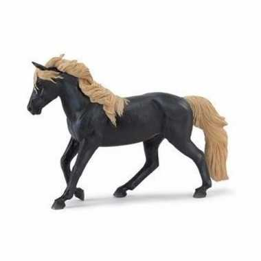 Plastic speelgoed figuur rocky mountain paard hengst 15 cm