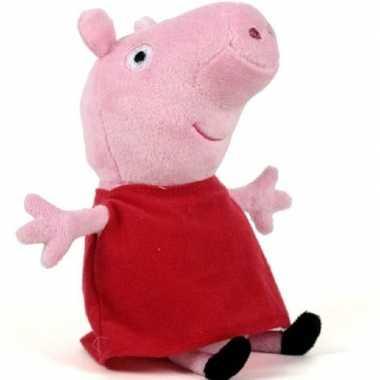 Pluche peppa pig big knuffel 28 cm speelgoed