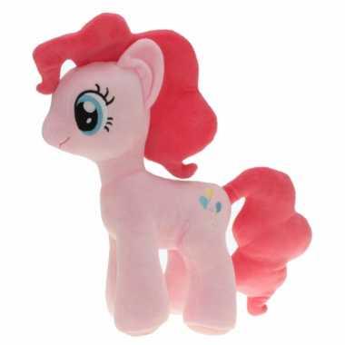 Pluche roze my little pony pinkie pie knuffel 27 cm speelgoed