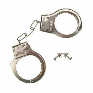 Politie handboeien speelgoed