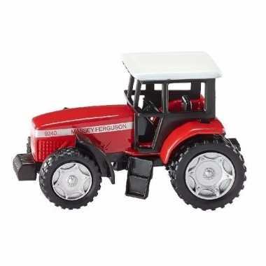 Siku mf tractor speelgoed modelauto 8 cm