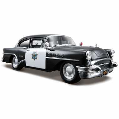 Speelgoed auto buick century politieauto 1:24