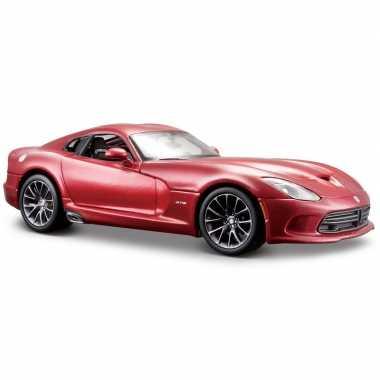 Speelgoed auto dodge viper gts srt 1:24