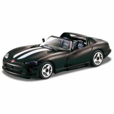 Speelgoed auto dodge viper srt-10 1:43