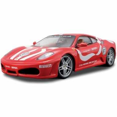 Speelgoed auto ferrari f430 1 24