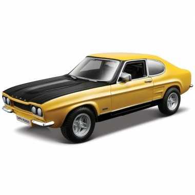 Speelgoed auto ford capri rs 2600 1:32