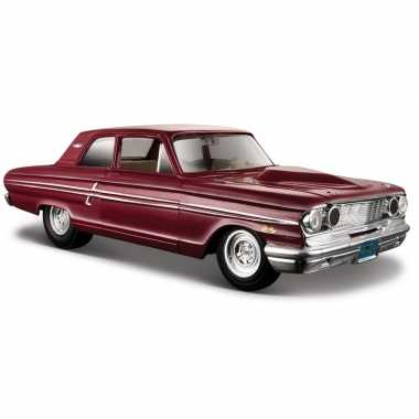 Speelgoed auto ford fairlane thunderbolt 1:24