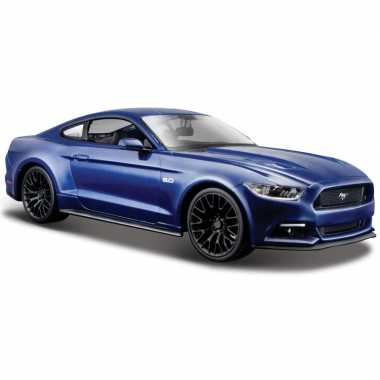 Speelgoed auto ford mustang 2015 1:24