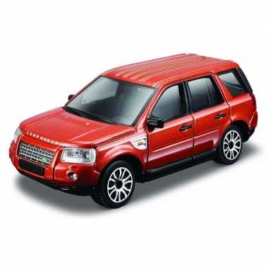 Speelgoed auto land rover freelander 1:43
