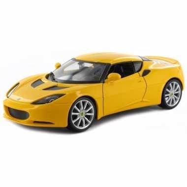 Speelgoed auto lotus evora s 1 24