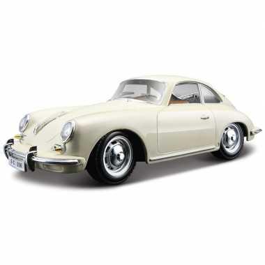Speelgoed auto porsche 356 b coupe 1:24