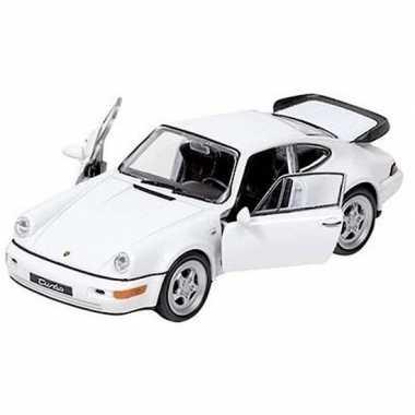 Speelgoed auto porsche 911 carrera 1:34
