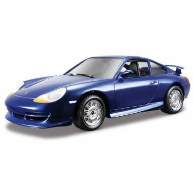 Speelgoed auto porsche 911 gt3 1:24