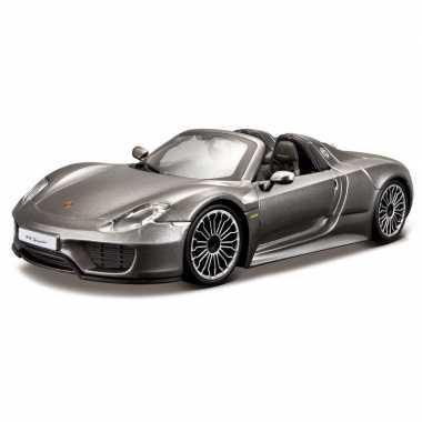 Speelgoed auto porsche 918 spyder 1:24