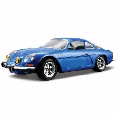 Speelgoed auto renault alpine 1971 1 24