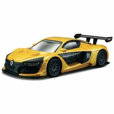 Speelgoed auto renault sport rs 1 43