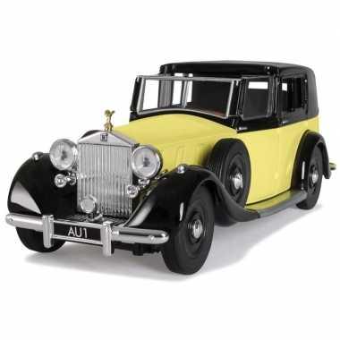 Speelgoed auto rolls royce phantom iii james bond 1:36