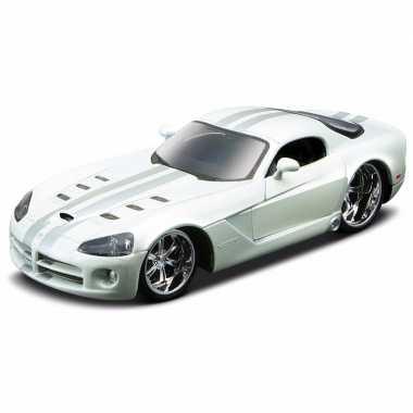 Speelgoed autootje dodge viper srt 1:32