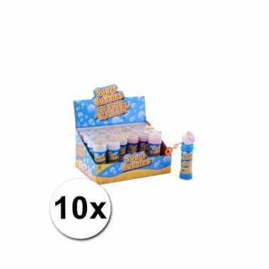 Speelgoed bellenblaas 10 stuks