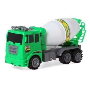 Speelgoed betonwagen 38 x 18 cm