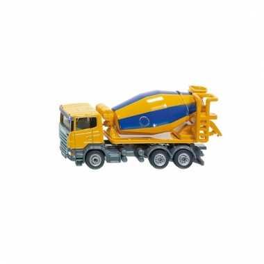 Speelgoed betonwagen