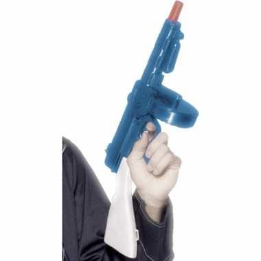 Speelgoed gangster geweer