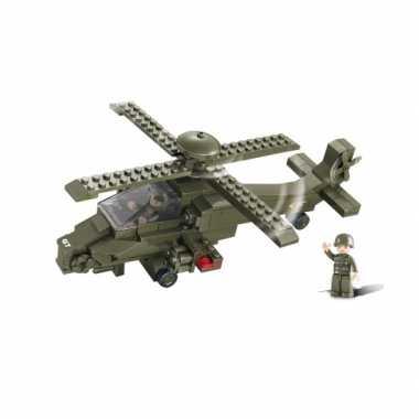 Speelgoed gevechtshelikopter