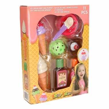 Speelgoed ijsjes set voor kinderen