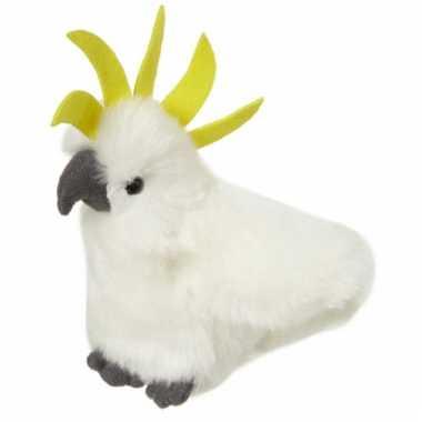 Speelgoed kakatoe van 15 cm