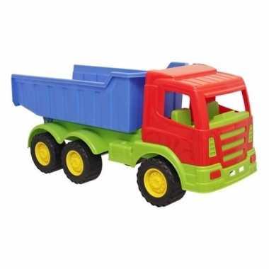 Speelgoed kiepwagens deluxe