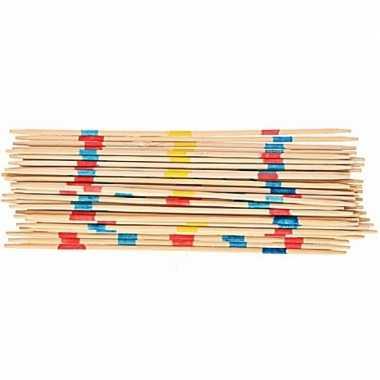 Speelgoed mikado spel 18 cm 41-delig