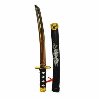 Speelgoed ninja zwaard 42 cm