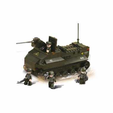 Speelgoed pantservoertuigen