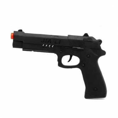Speelgoed pistool drugsbaas 25 cm