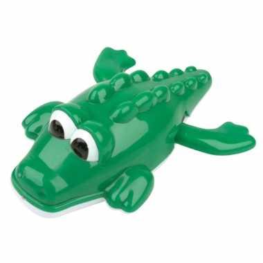 Speelgoed plastic krokodil
